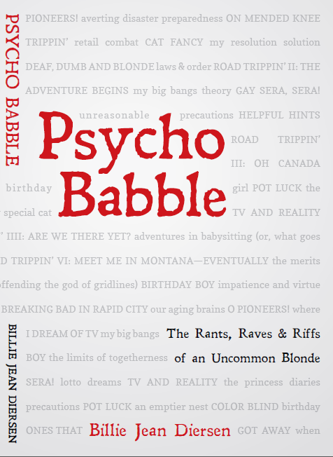 psycho babble cover